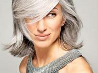 Embrasing the color Gray / Gray hair, clothing, decor, and attitude