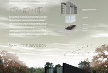 Architectural Competitions - Boards
