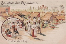 Romania veche in Imagini / by Horia Tel