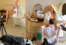 Barbie Diorama's