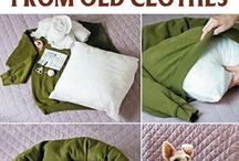 New life for old clothes