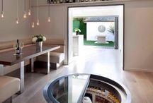 Design / Wine cellars