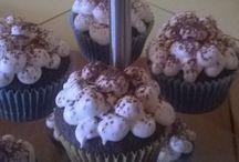 tiramisu cupcakes / tiramisu cupcakes
