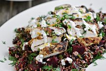 Summer Salads / Tasty beetroot salads for summer!