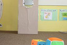 Preschool numeracy game
