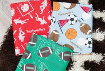 Personalized Fabric Fiesta! / Our personalized fabrics at JoAnn Fabric and Craft Stores!