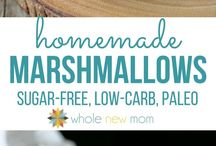 Home made Marshmallow