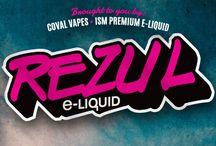 Rezul e-Liquid