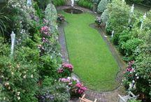 Zahrady malé