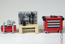 Lasse Lego Bauer