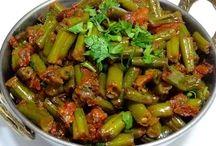 Green Beans Sabzi