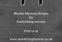 Murdering The Text News / All the latest blog posts, news and plays from this murder mystery fundraising script provider.