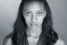 Actress - C (Condola Rashad) / Condola Rashad.