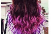 hair<3 / by Callie_undercover_unicorn