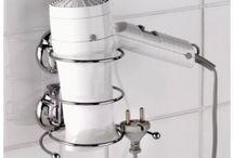 Ideas originales / En este apartado encontrarás productos que te facilitarán el día a día en tu hogar, especialmente si tu viviendas tiene espacios reducidos en el baño o la cocina.