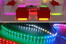 Illuminated Furnitures / Illuminated Furnitures