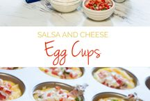 Breakfast & Brunch / Breakfast is the most important meal of the day. Start your morning off right with these easy breakfast recipes to grab and go or for more elaborate Sunday morning brunch. From eggs and bacon to oats and yogurt and everything in between, you will find it all here!