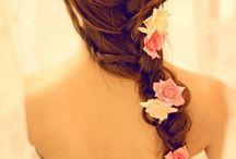 beautiful hair **