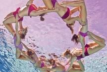 Syncro swimming