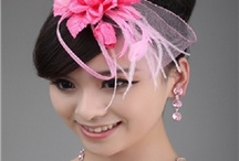 Pink Hair &  Accessories / by Pink Chick Psychic Linda Kaye