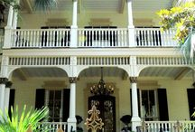plantation houses