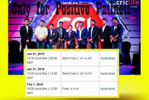 CCL Tickets Available in Positive Homeopathy / Celebrity Cricket League (CCL) Tickets Available All Positive Homeopathy Branches in Hyderabad. Contact: 9030403496