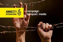 Amnesty International / Sparc Media Ad Campaign for Amnesty International