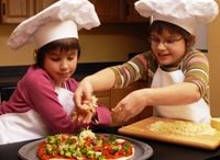 recipes with kids / by Sherri Wells