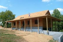 stavba domů