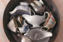 Gravy Boats & Platters. Collecting