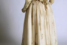 1780s-90s Women's Extant Garments
