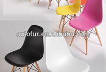 sillas de fibra