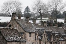 Dörfer und Städte