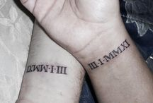 Couples Tattoos / Some of my favorite couples tattoos - ink these for your wedding, anniversary or just because you love each other. Whether you are in a relationship or getting hitched, these are great ideas for couples tattoos that will make you want to get inked together.