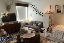 Studios/small apartment