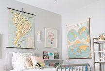 DECOR :: Kid Rooms & Spaces