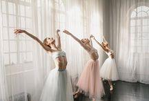 Život baletky