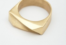 ring ring. / a collection of lovely rings / by Laura Belle Wright