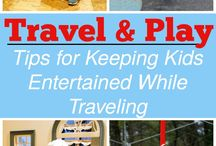 Family Travel Tips / How to plan a perfect family vacation.
