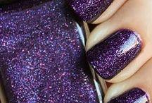 nails / gorgeous nail polish!  / by Layne Quintanilla ~ Mama Q Blogs It