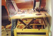 DIY-Standing desk