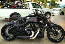 Motor Cycles / All about Harley Davidson