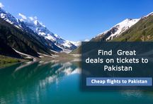 Cheap Flights to pakistan