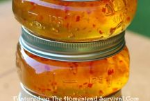 Jellies jams spreads / Jellies Jams Spreads