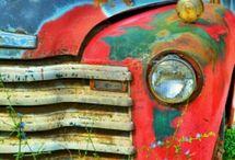 Old Truck / Car Art