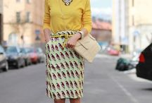 Work & Business Style / MTWTF- outfits for office ladies