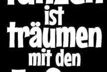 Tanzen -Tanzschule Schwandner / Tanz Zitate // Tanz Tipps & Trick // Medaillenkurse // Boogie  Woogie // Disco Fox // Hip Hop // Salsa //Ballett // Kindertanz //West Coast Swing //Zumba