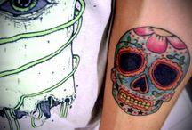 Tattoos / by Heidi Graley