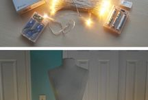 Lights up sewing