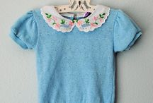 Kidswear / Fashion inspiration for the littlies!